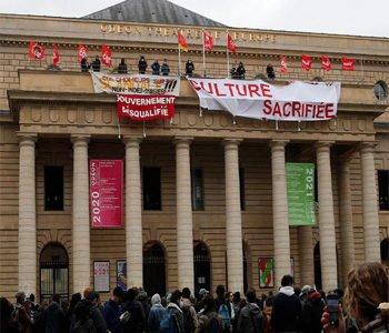 Οι καταλήψεις των θεάτρων της Γαλλίας, μια παραβολή για τα καθ' ημάς